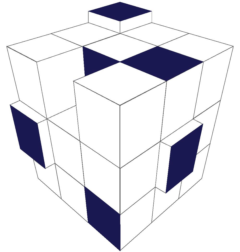Expo Cube - Carte de Visite